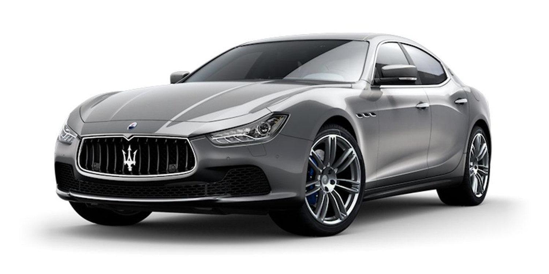 Maserati se luce con la presentación de la edición Ghibli Nerissimo