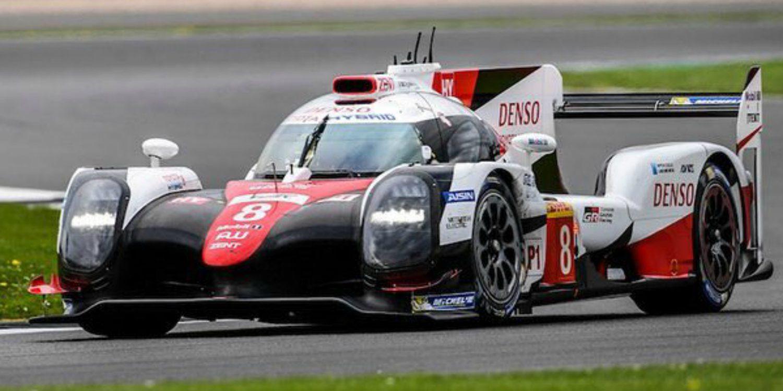 Toyota se dio el gusto en Silverstone