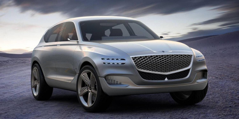 Hyundai presenta un exclusivo prototipo SUV denominado GV80