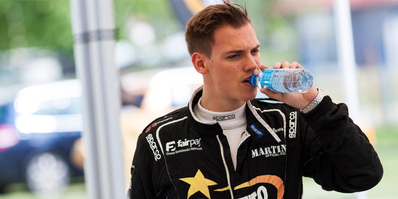 """Martin Kaczmarski: """"Es un sueño estar en el mundial de rallycross"""""""