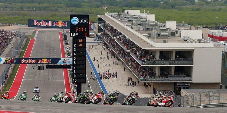 Horarios del Gran Premio de las Américas