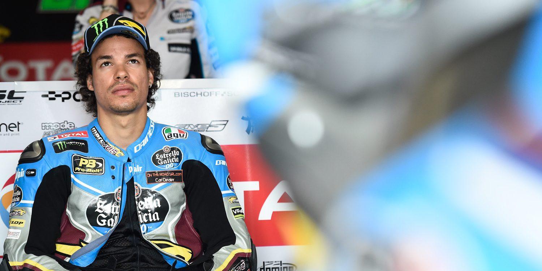 """Franco Morbidelli: """"Llegaré a MotoGP sólo si me lo merezco"""""""