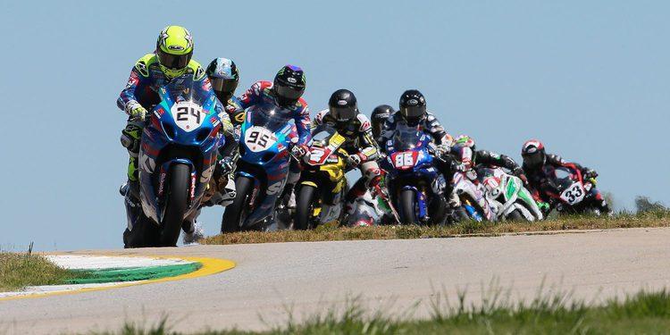 Sólo veo el British Superbikes y MotoAmerica a ratos