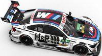 BMW da a conocer sus diseños para el DTM 2017