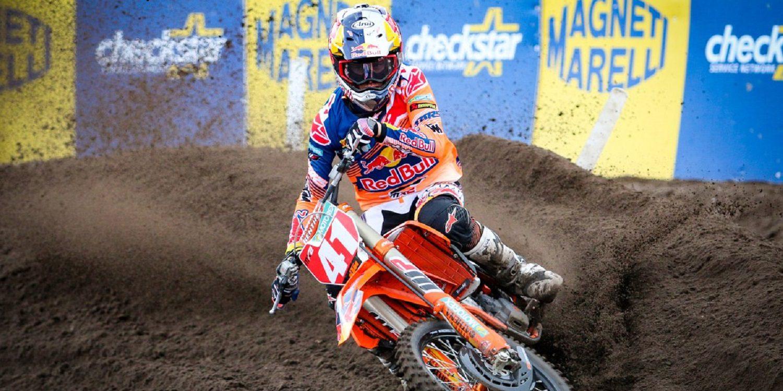 MX2: Jonass doblete, fallan sus rivales