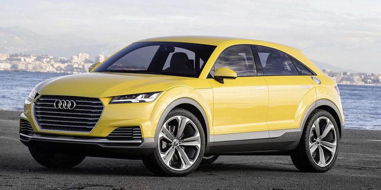 Audi sigue ampliando su gama y presenta el Q4 2019