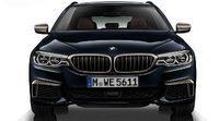 BMW se destaca con el potente M550d xDrive 2018