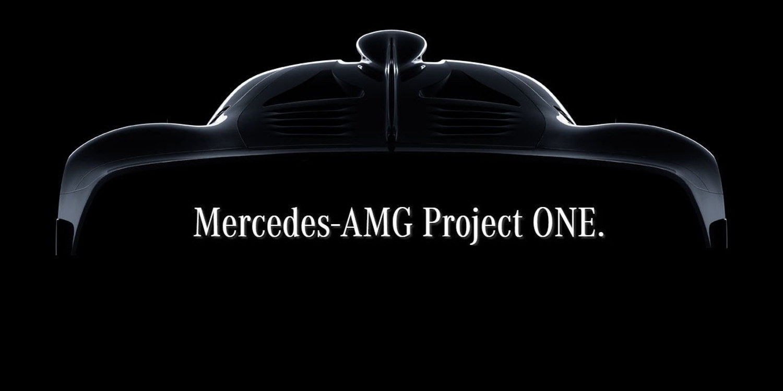 Mercedes-AMG presentará el Project One