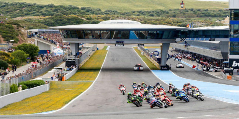Horarios del Gran Premio de España