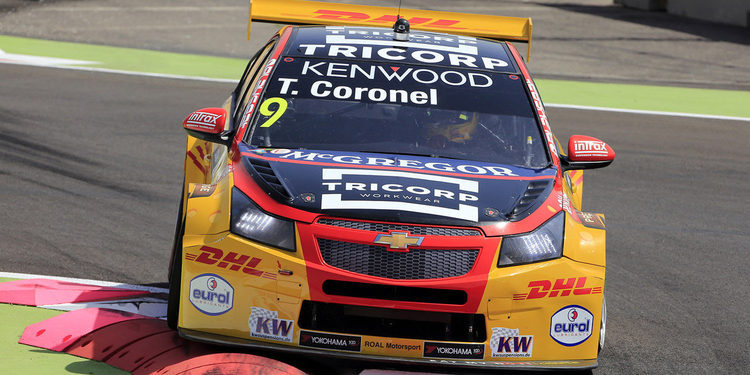 Tom Coronel se apunta a las TCR International Series