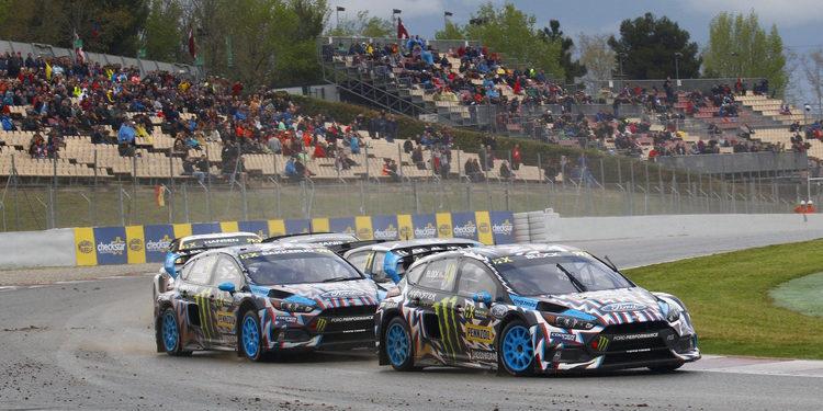 Previo, horarios y clasificación del mundial de rallycross en Hockenheim 2017