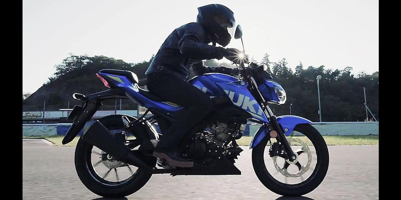 GSX-S125cc, el nuevo modelo naked de Suzuki