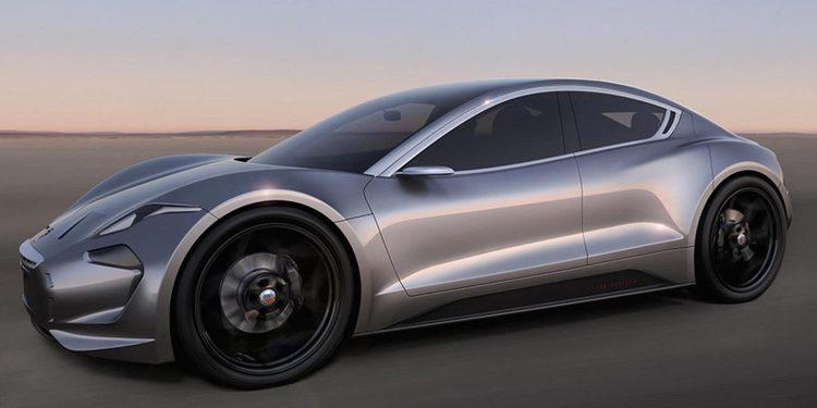 Descubre el nuevo Fisker Emotion, el auto eléctrico de Herink Fisker
