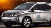 Apple y Lexus trabajan en la creación de un sistema autónomo