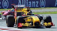 Robert Kubica probó un Fórmula E
