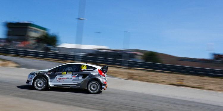 Rallycross Hockenheim: Sorteo de la Q1