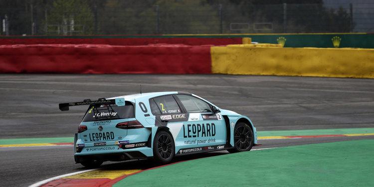 """Jean Karl Vernay: """"Podemos hacer el coche un poco más rápido"""""""