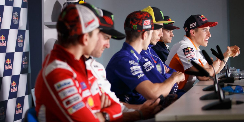 Rueda de prensa del GP de España