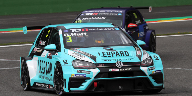 Resultado de la Clasificación de las TCR International Series en Spa Francorchamps