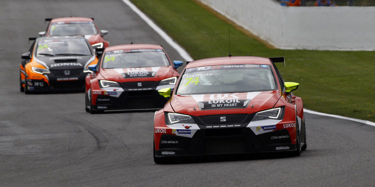 Resultado de la Carrera 1 de las TCR International Series en Spa Francorchamps