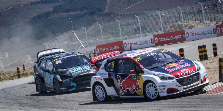Sébastien Loeb y Peugeot Hansen, imparables en Q1 y Q2