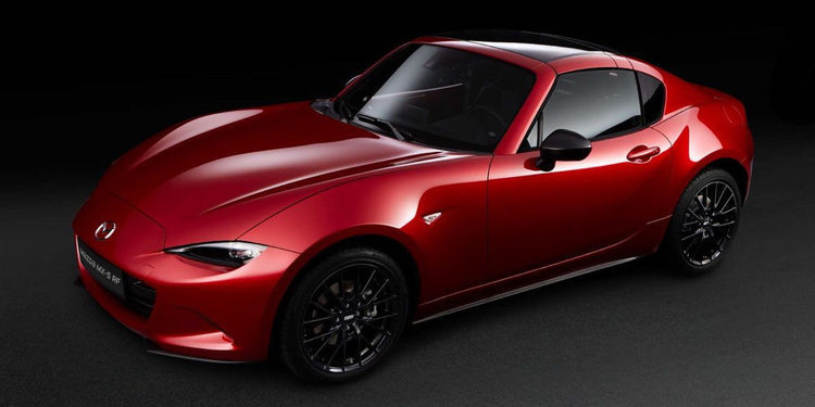 Mazda presenta el MX-5 RF Ignition en Barcelona