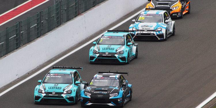 Resultado de la Carrera 2 de las TCR International Series en Spa Francorchamps