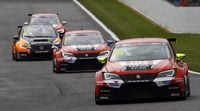 Resultado de la Carrera 2 de las TCR International Series en Spa Francorchamps