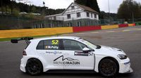 """Jean Karl Vernay: """"Lideramos el mundial sin tener el coche más rápido"""""""