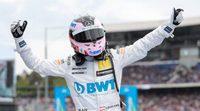 Lucas Auer gana en una emocionante carrera del DTM