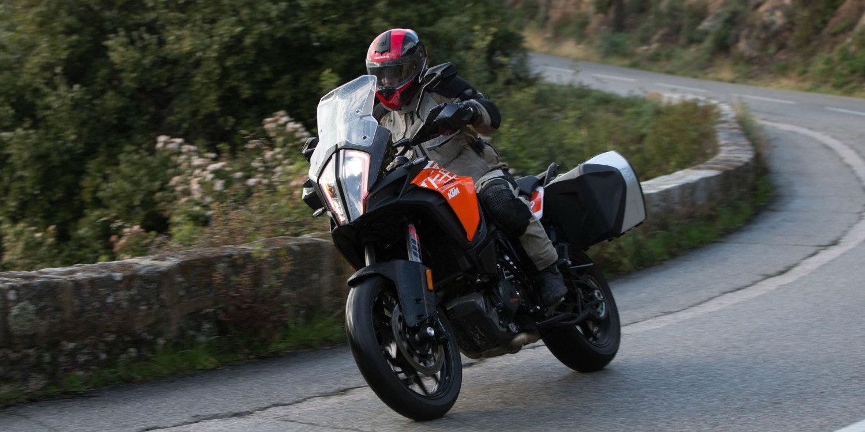 KTM presenta la 1290 Súper Adventure S