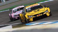 Timo Glock se lleva la segunda pole de Hockenheim