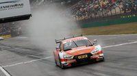 Jamie Green se impone en una lluviosa carrera en Hockenheim
