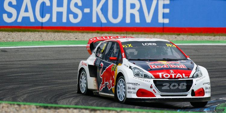"""Sébastien Loeb: """"No escogí la mejor opción, pero somos competitivos"""""""