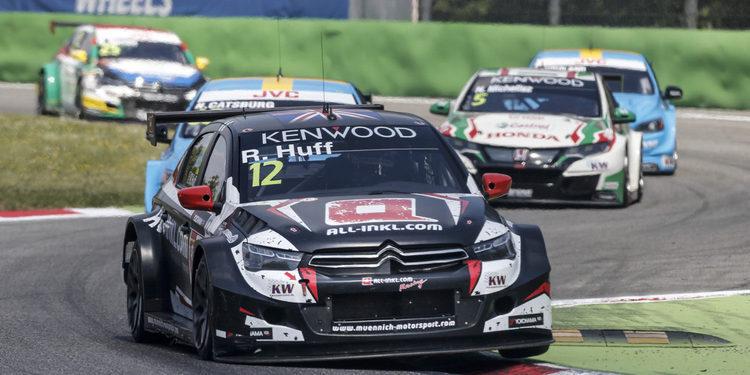 """Robert Huff: """"Hungaroring es un desafío para los pilotos"""""""