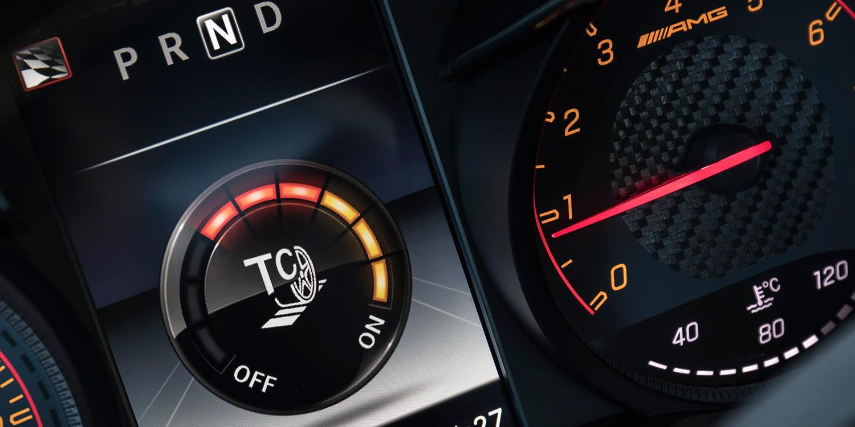 El control de tracción, un gran sistema seguridad