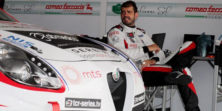 "Dusan Borkovic: ""Prefiero ser 9º ó 10º para controlar la segunda carrera"""