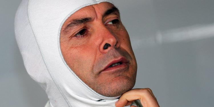 """Roberto Colciago: """"El coche es bueno y me hace sentir cómodo"""""""