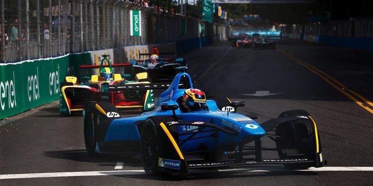 La Fórmula E visita las calles del principado