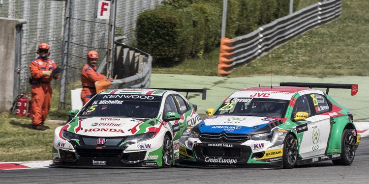 Resultado de los Entrenamientos Libres 1 en Hungaroring en el WTCC 2017