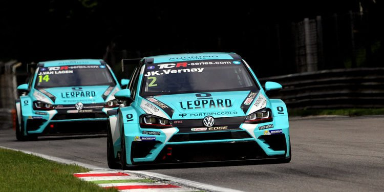 Resultado de la Carrera 1 de las TCR International Series en Monza 2017