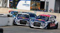 PSRX Volkswagen Sweden enseña a cómo ganar en Mettet