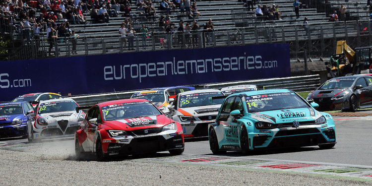 Resultado de la Carrera 2 de las TCR International Series en Monza
