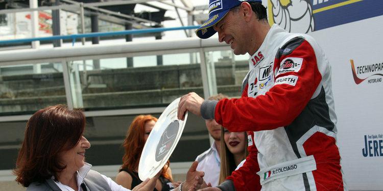 """Roberto Colciago: """"Mi Honda iba perfecto en cada curva"""""""