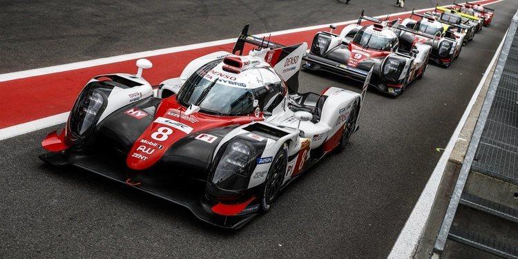Toyota cambia sus alineaciones para Le Mans