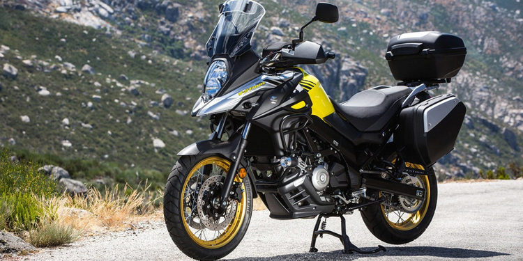 Suzuki regresa con la V-Strom 650 y V-Strom 650 XT