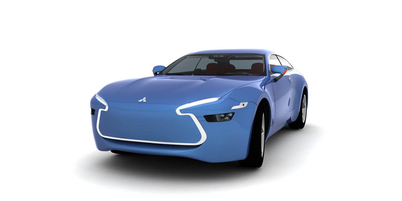 Mitsubishi presenta el prototipo Hyaku