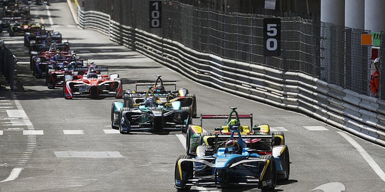 Los pilotos de la Fórmula E quieren usar todo el trazado de Mónaco