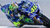 """Valentino Rossi: """"Ha sido una muy buena clasificación"""""""
