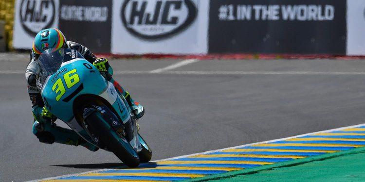 Mir vence en un accidentado Le Mans